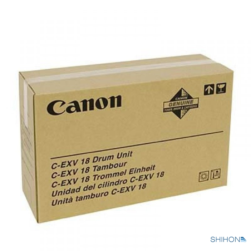 Барабан Canon C-EXV18 (drum unit)