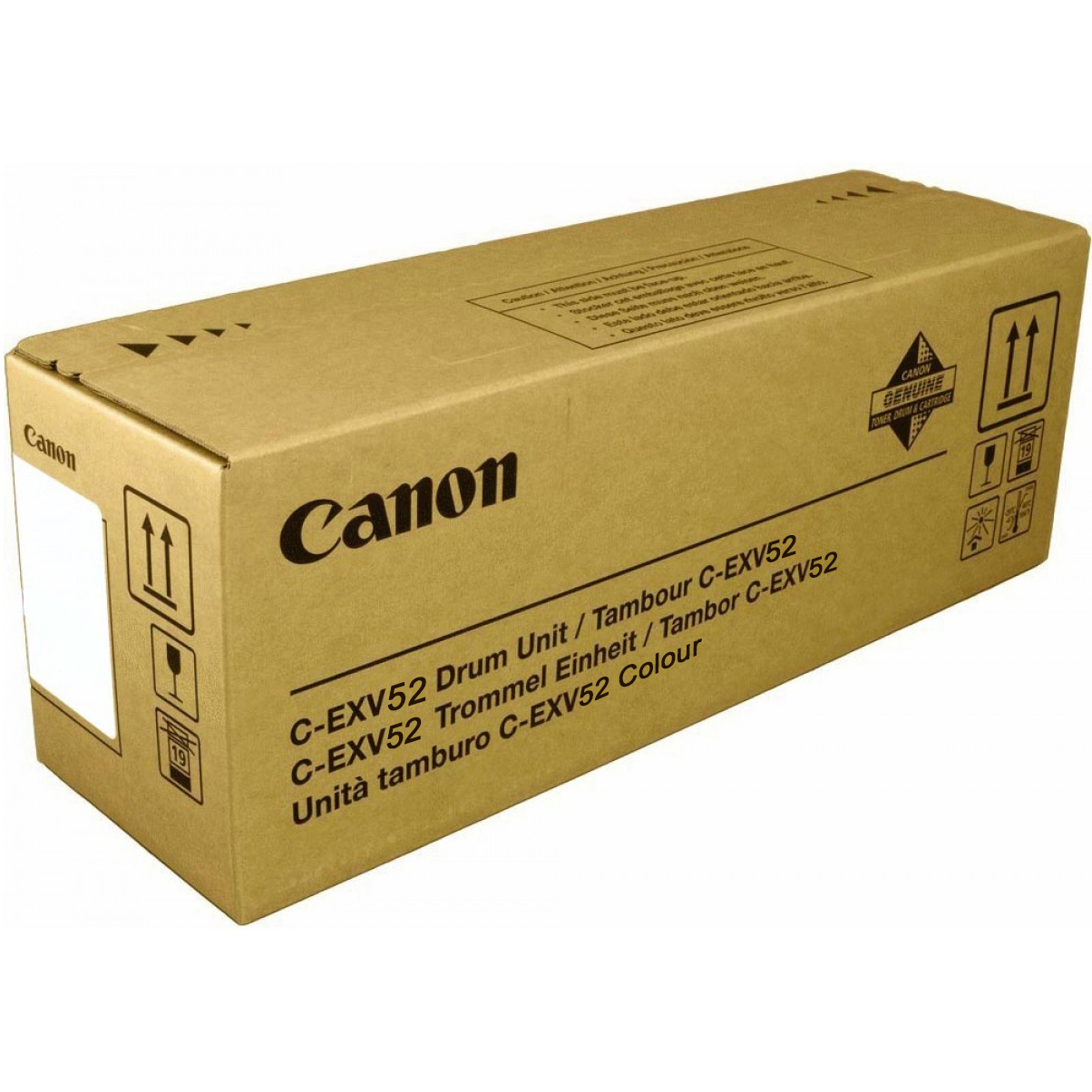 Барабан Canon C-EXV52 DRUM UNIT COLOUR